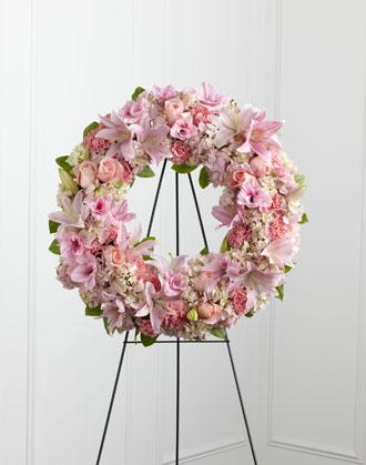 Loving Remembrance Wreath