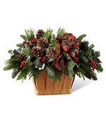 The Christmas Coziness Basket